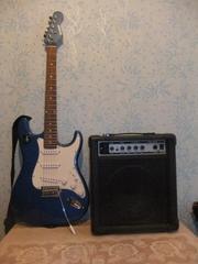эллектро гитара